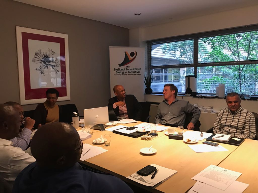 NFDI Strategy Session, Parktown, Johannesburg