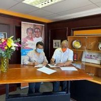 MoU Signing Ceremony: NFDI and SACC